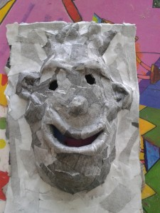 Masque d'enfant