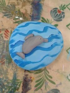 Galet dauphin