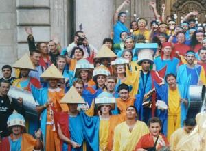 Défilé Biennale 1998