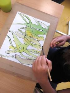 Insecte imaginaire