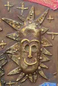 Bas-relief Océanie/Afrique