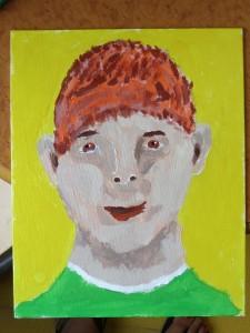 Peindre son autoportrait