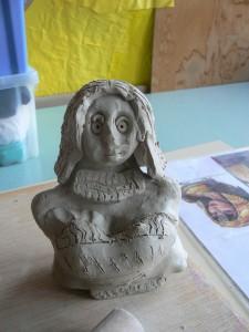 Statuette de Cléopâtre