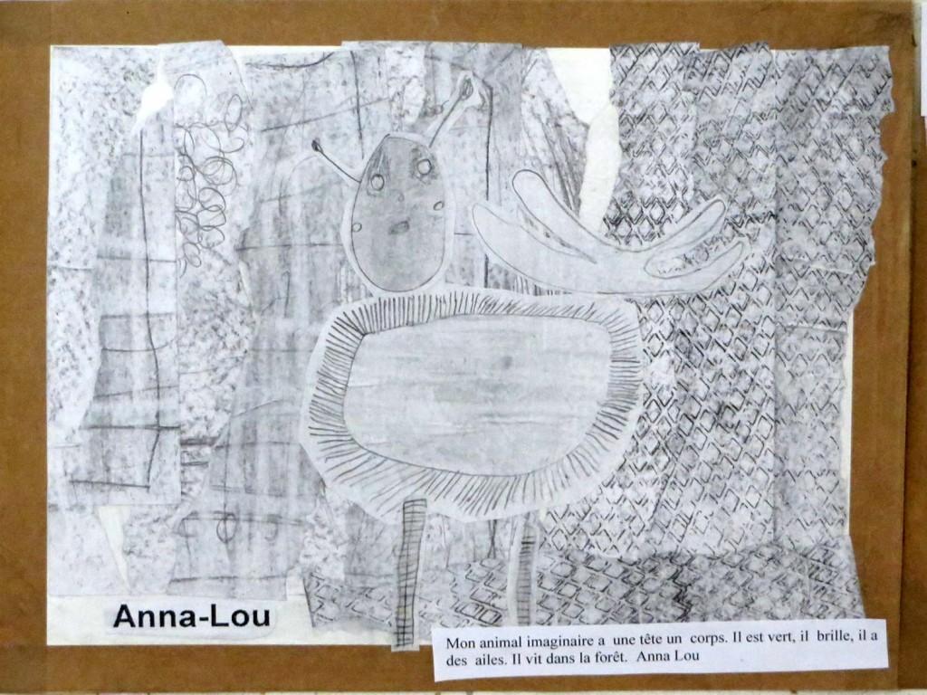 L'animal d'Anna-Lou