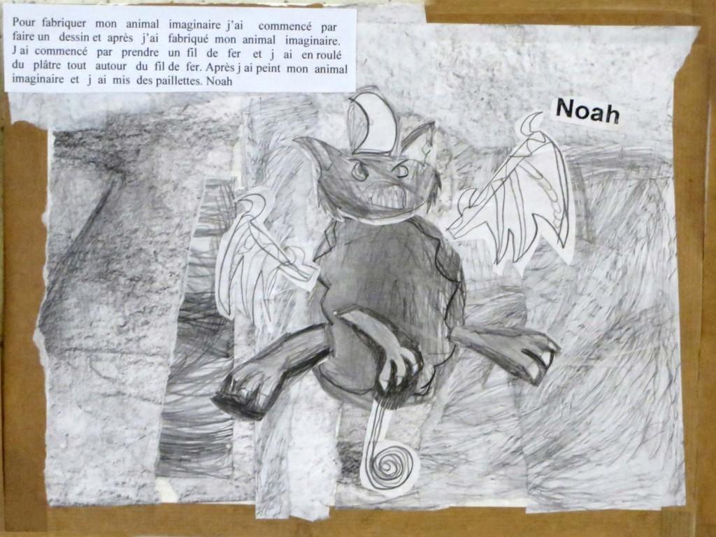 Le dragon de Noah