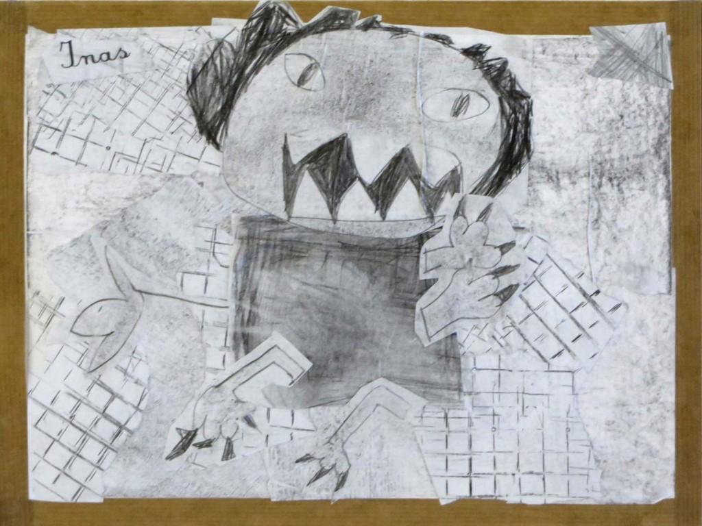 Le monstre d'Inas