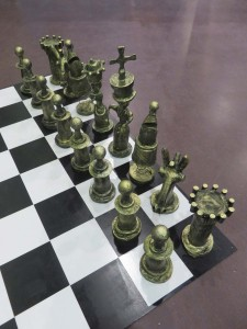 Pièces imitation bronze