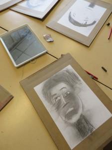 Dessins au crayon à papier