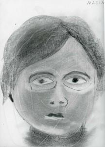 Apprendre à dessiner devant un miroir