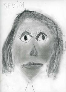Apprendre à dessiner un portrait à l'école