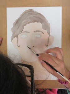 Peindre le visage