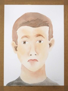 Le portrait de Benjamin
