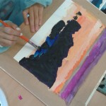 Peindre un paysage
