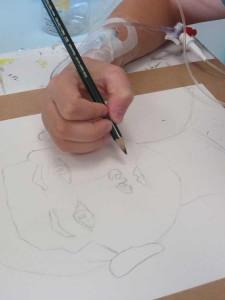 Dessiner son portrait