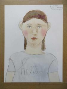 Le portrait d'Alyssa, 11 ans