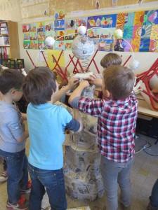 Enfants au travail