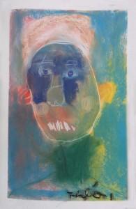 Peindre avec des taches de couleur
