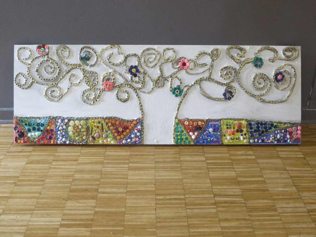 A la manière de Gustave Klimt