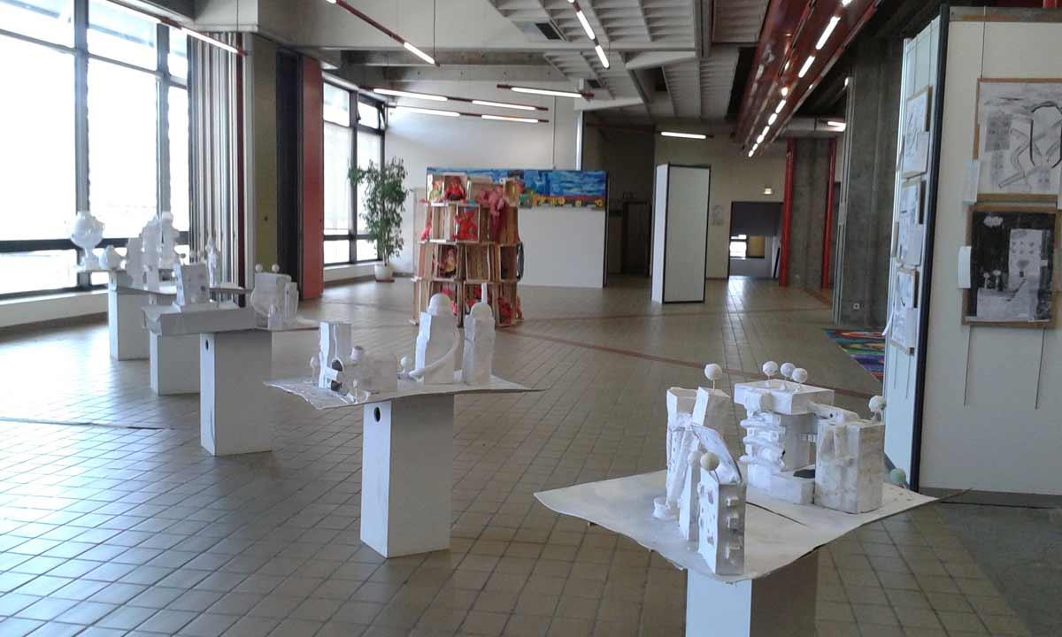 Exposition du travail des enfants à l'Espace Baudelaire