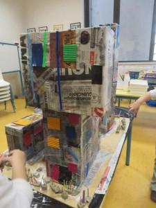 Construire à la maternelle