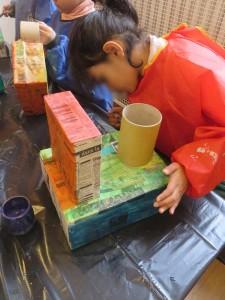 Bâtir à la maternelle