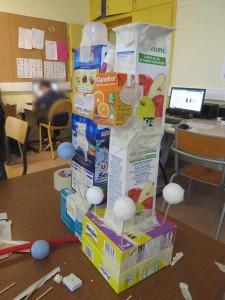 Emballages et objets de récupération