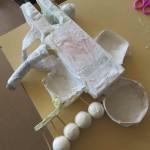 Fabrication de la maquette