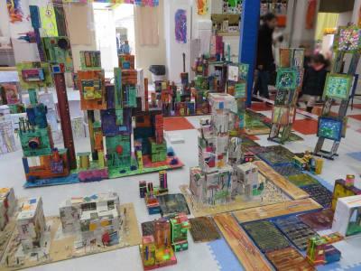 La ville construite par les enfants
