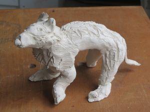 Petit loup triste