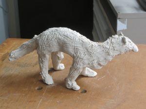 Loup ou belette