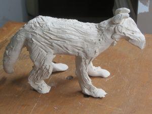 Fabriquer un animal en argile