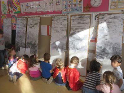 Groupes de travail à la maternelle