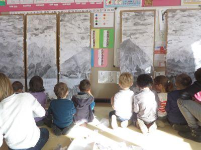 Projet collectif dans une classe de maternelle