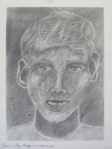 Le portrait de Pierre Lou 13 ans
