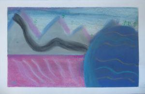Paysages aux couleurs froides