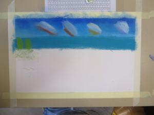 Inventer un paysage en couleur