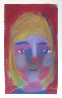 Peindre son portrait au pastel