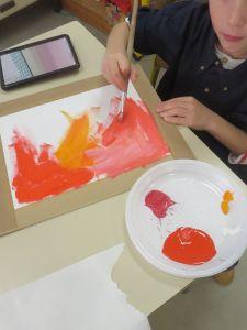 Réaliser un fond coloré