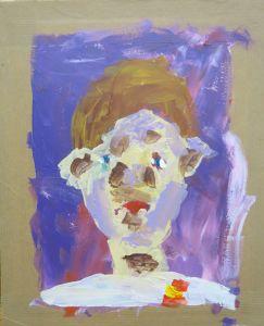 Portrait de jeune garçon