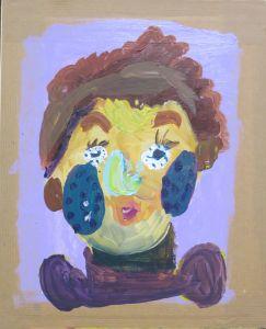 Autoportrait en peinture