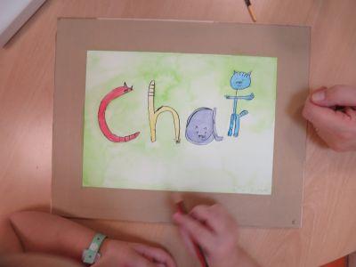 Utiliser l'aquarelle avec les enfants