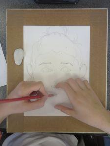 Evaluer les proportions du visage