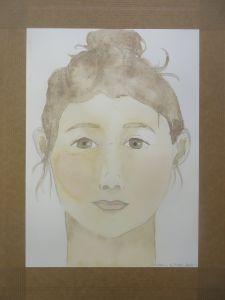 L'autoportrait de Lison, 15 ans