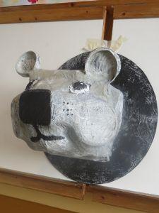 portrait d'un panda