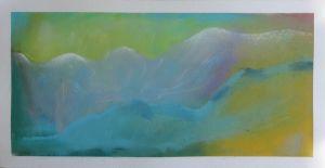 Tons pastels pour un paysage