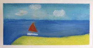 Apprendre à peindre avec des craies de couleur