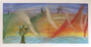 Créer un paysage avec de la couleur