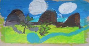 Apprendre à peindre un paysage