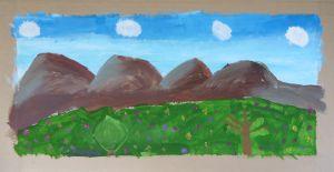 Créer avec de la peinture