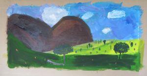 Atelier créatif à l'école élémentaire